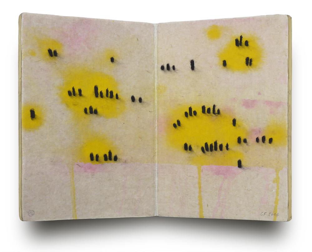 2014 - Bréviaire papillon n°29 / Butterfly breviary n°16