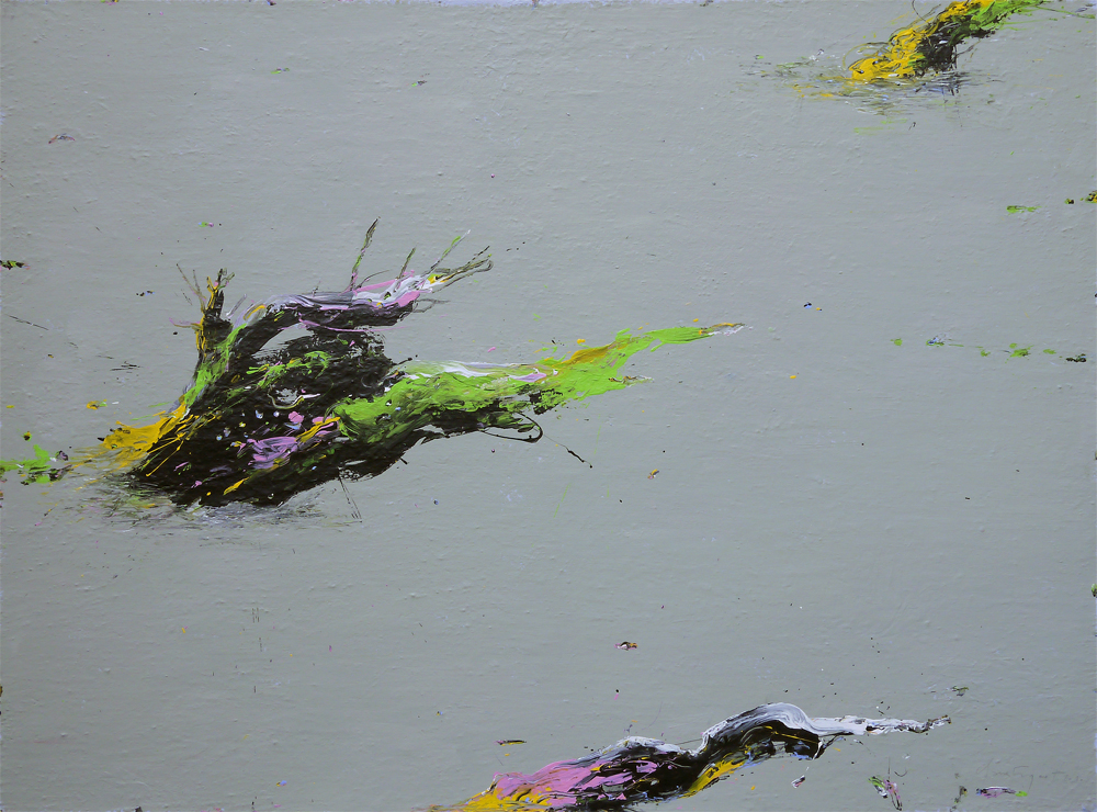 2010 - L'esprit de la rivière II / River spirit II