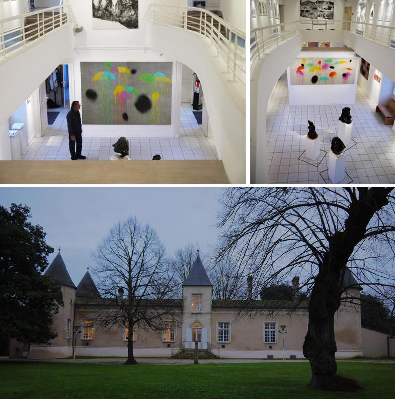2014 - Château Lescombes - Eysines / France