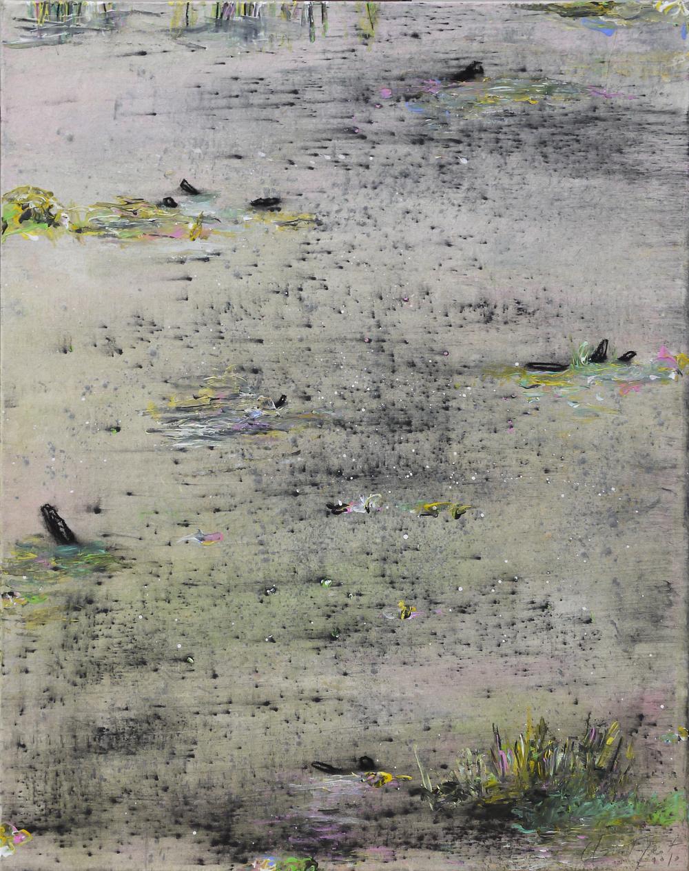 2010 - Rivière / River n°3