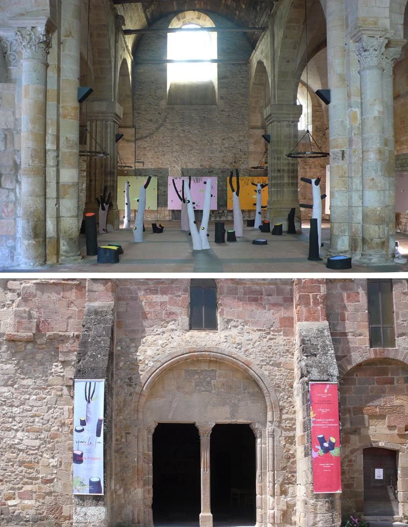 2009 - Espace Saint-Marc - Souvigny / France