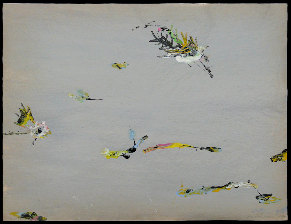 2010 -  L'esprit de la rivière  /  River spirit n°89